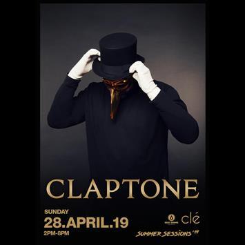 Claptone - HOUSTON: Main Image