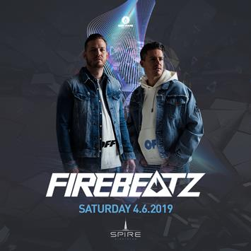 Firebeatz - HOUSTON: Main Image