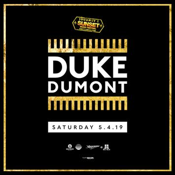 Buy Tickets to Duke Dumont - TAMPA in Tampa on May 04, 2019