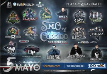 SMO &  LOS REYES DEL CORRIDO: Main Image