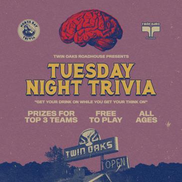 (POSTPONED) Trivia Night (every tuesday)-img