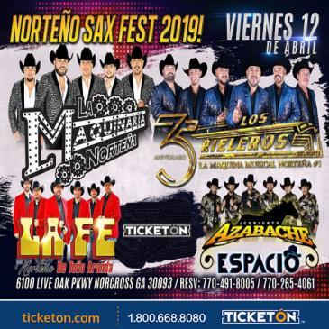 NORTEÑO SAX FEST 2019: Main Image