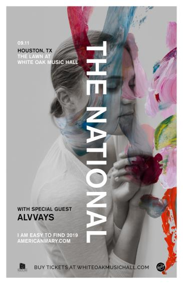 The National: Main Image