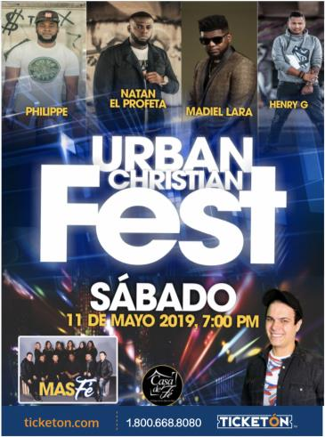 URBAN CHRISTIAN FEST: Main Image