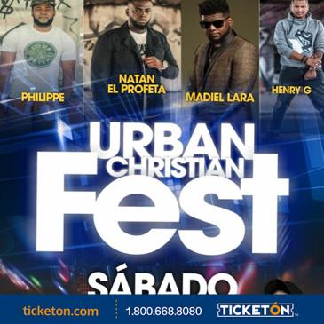 URBAN CHRISTIAN FEST: Main Image