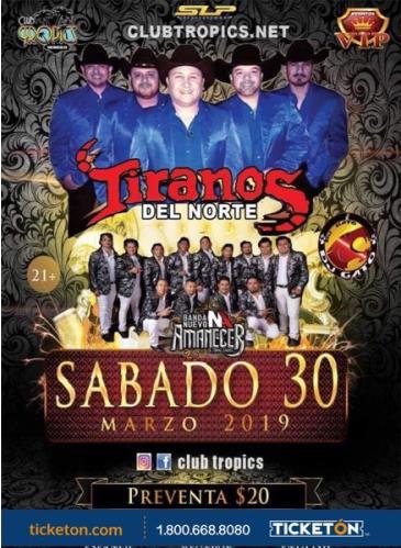 TIRANOS DEL NORTE: Main Image