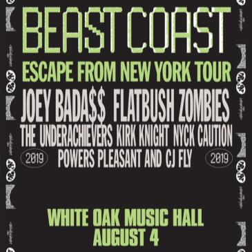 Joey Bada$$ & Flatbush Zombies: Escape from New York Tour-img