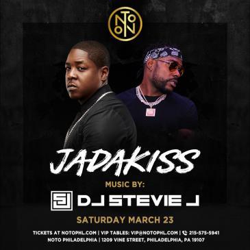 Jadakiss: Music By: DJ Stevie J: Main Image