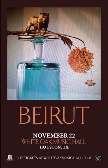 Beirut CANCELLED: Main Image