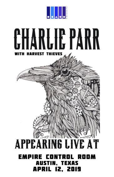 Charlie Parr w/ Harvest Thieves: Main Image
