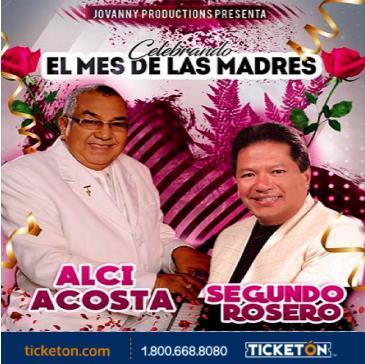ALCI ACOSTA & SEGUNDO ROSERO: Main Image