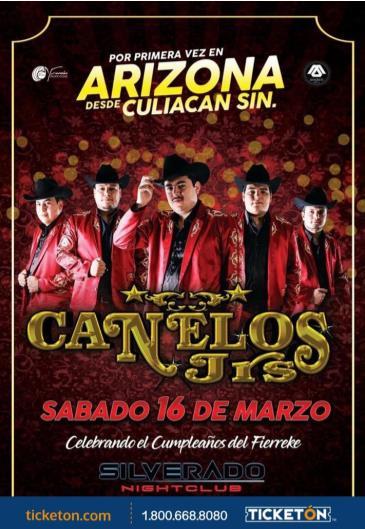 CANELOS JRS: Main Image