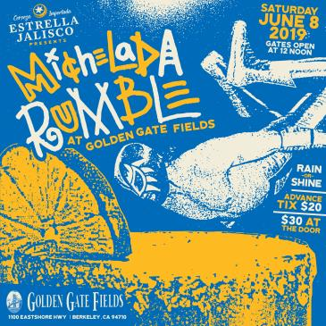 Michelada Rumble at Golden Gate Fields (Cancelled): Main Image