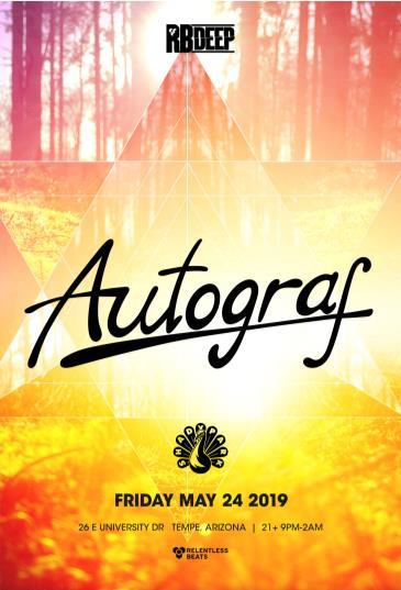 Autograf: Main Image