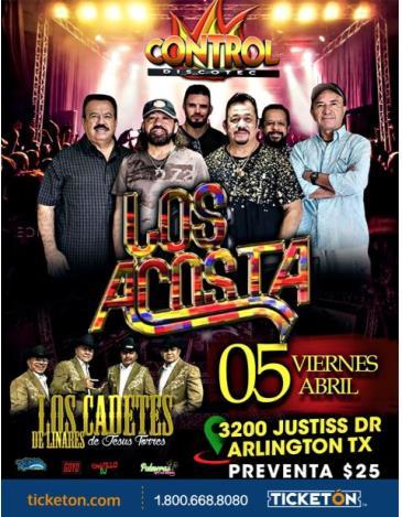 LOS ACOSTA: Main Image