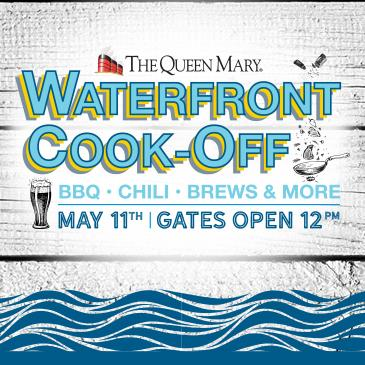 Queen Mary's Waterfront Cook-off: Main Image