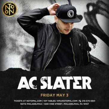 AC Slater: Main Image
