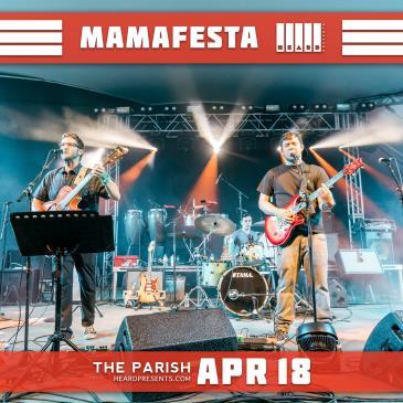 Mamafesta w/ Amoramora: Main Image
