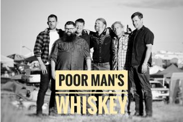 Poor Man's Whiskey + Hillstomp (Cookout Concert Series): Main Image