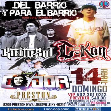 DEL BARRIO Y PARA EL BARRIO: Main Image