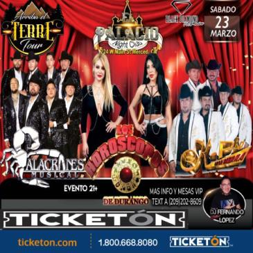 ARRIBA EL TERRE TOUR: Main Image