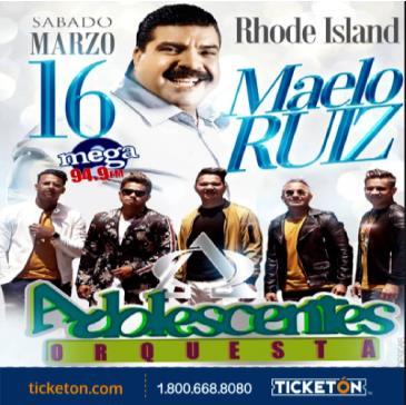 MAELO RUIZ Y ADOLESCENTES: Main Image