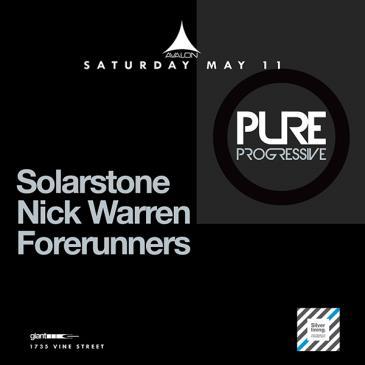 Pure Progressive: Solarstone, Nick Warren, Forerunners: Main Image