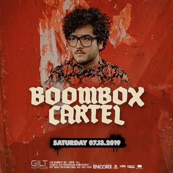 Boombox Cartel - ORLANDO: Main Image
