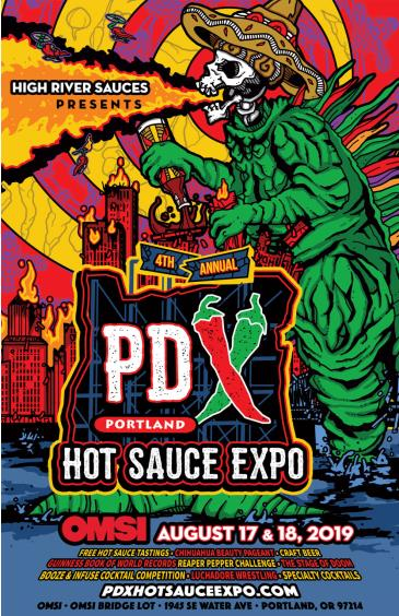 PDX Hot Sauce Expo: Main Image