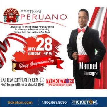 5TO FESTIVAL PERUANO SAN DIEGO