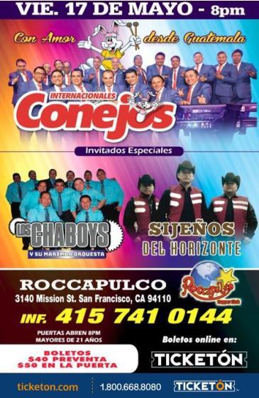 INTERNACIONALES CONEJOS: Main Image