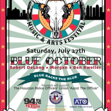 Houston's Music and Arts Festival Featuring Blue October-img