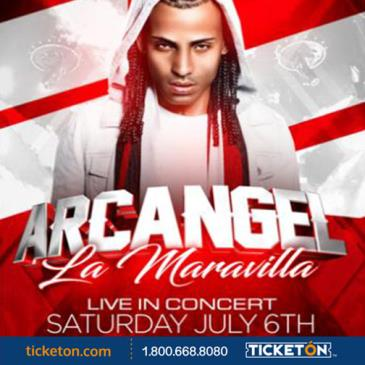 CANCELED-ARCANGEL LIVE IN CONCERT: Main Image