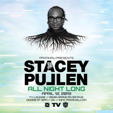 Paxahau Presents: Stacey Pullen All Night Long: Main Image