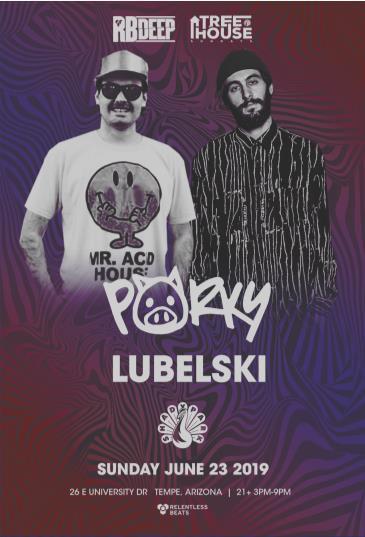 Porky & Lubelski: Main Image