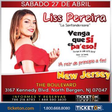 LISS PEREIRA NEW JERSEY: Main Image