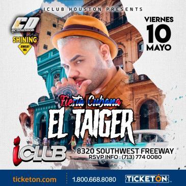 EL TAIGER- FIESTA CUBANA: Main Image