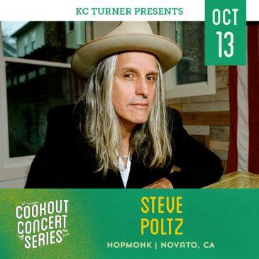 Steve Poltz (Cookout Concert Series): Main Image