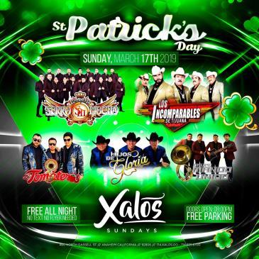 St. Patricks Day con Los Incomparables de Tijuana: Main Image