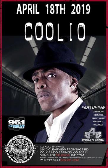 Coolio: Main Image