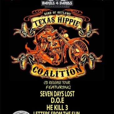Texas Hippie Coalition CD Release Tour-img