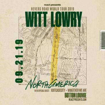Witt Lowry: Nevers Road Tour-img