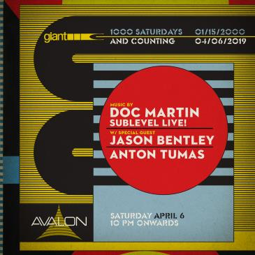 Giant presents 1000 Saturdays: Doc Martin, Jason Bentley-img