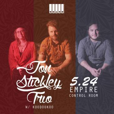 Jon Stickley Trio with Koodookoo-img