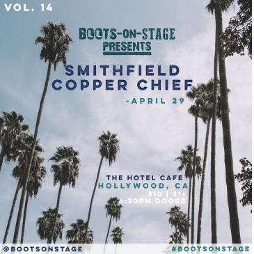 Boots On Stage Presents: Smithfield & Copper Smith-img