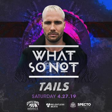 What So Not: Main Image