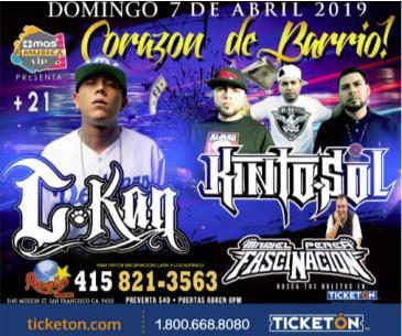 CORAZON DE BARRIO: Main Image