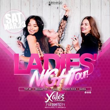 XALOS SATURDAY NIGHT: Main Image