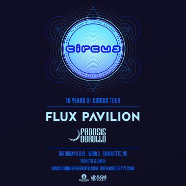 Flux Pavilion - CHARLOTTE: Main Image