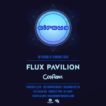 Flux Pavilion - OKLAHOMA CITY: Main Image
